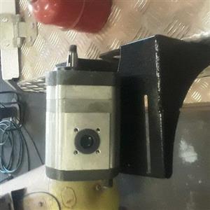 New Hydraulic Pump