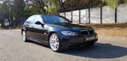 2007 BMW 3 Series 330d M Sport sports auto
