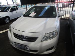 2011 Toyota Corolla Quest COROLLA QUEST 1.6
