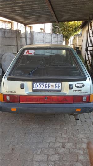 1983 Toyota Avante