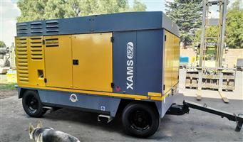2012 Atlas Copco 1100Cfm Diesel Compressor