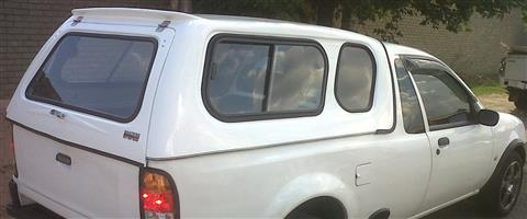 BRAND NEW FORD BANTAM LOW-LINER WHITE CANOPY WITH WINDOWS FOR SALE!!!