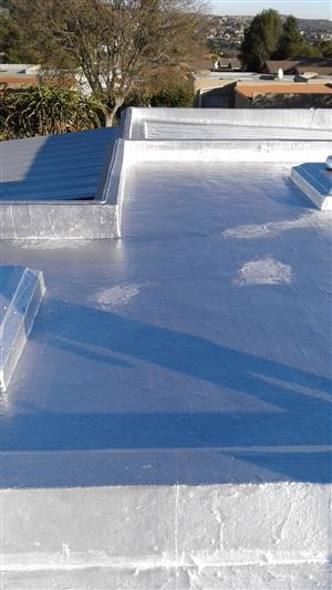 painting and waterproofing for as little as R2000.