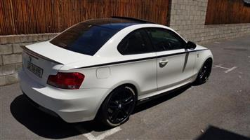 2010 BMW 1 Series 125i 5 door M Sport auto