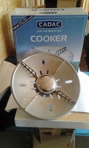 Cooker top