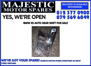 Bmw X5 used automatic gear shift lever for sale