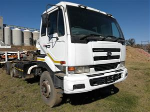 2007 UD440 Rigid Non Runner Chassis Cab!