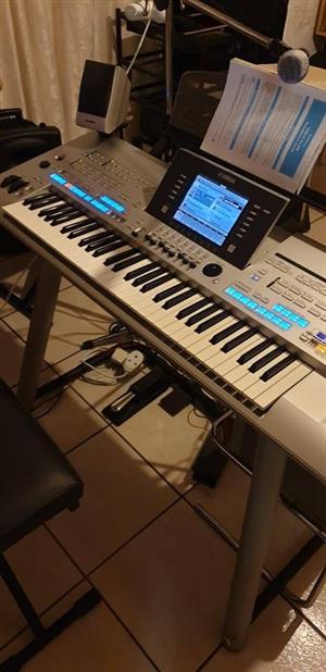 Yamaha keybord te koop