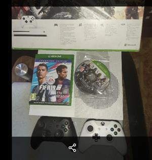 Xbox one's 500GB