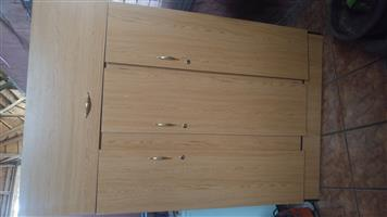 3 x Large Bedroom cubboards for sale