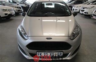 Ford Fiesta hatch 5-door