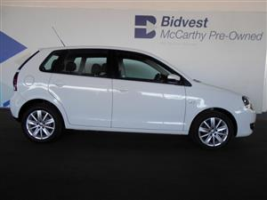 2017 VW Polo Vivo hatch 1.6 Comfortline