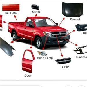 Toyota Hilux 2.5 d4d Parts 4sale