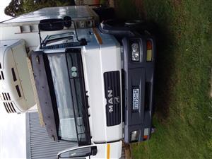 Man truck m2000 evolution for sale