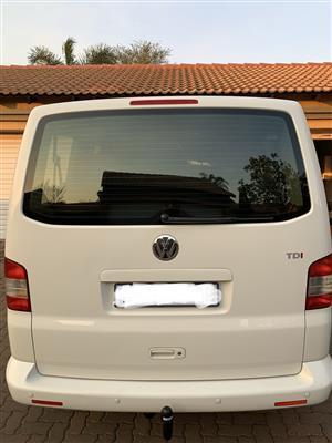 2008 VW Kombi 1.9TDI SWB
