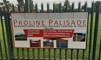 Manufacturers of Palisade Fencing, Gates, Industrial Paints Suppliers of Protective Equipment