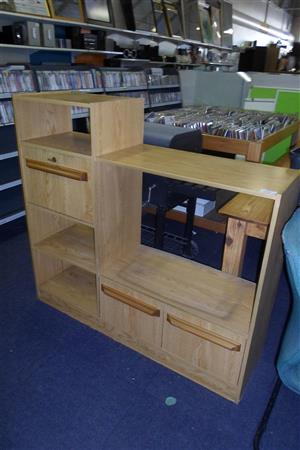 Wooden TV Cabinet - B033042588-13