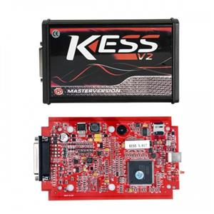 Kess V2 red pcb