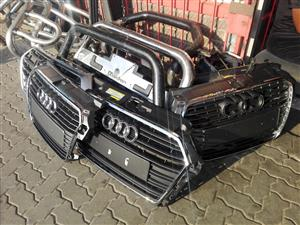 Audi new and used grills