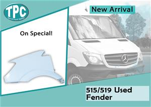 Mercedes Benz Sprinter 515/519 Used Fender For Sale at TPC