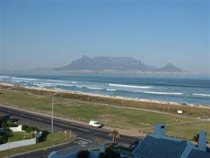 Bloubergstrand sea view apartment