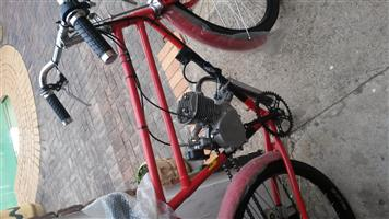 Motorised Bicycle Conversions