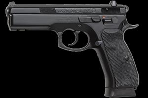 CZ 9 mm Barabellum Pistol MODEL 75