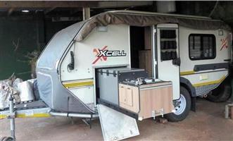 Jurgens Safari Excell Caravan