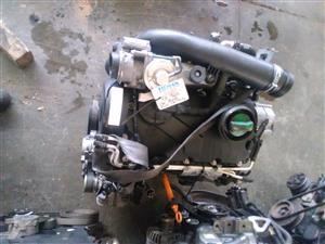AUDI 1.9 TDI ENGINES