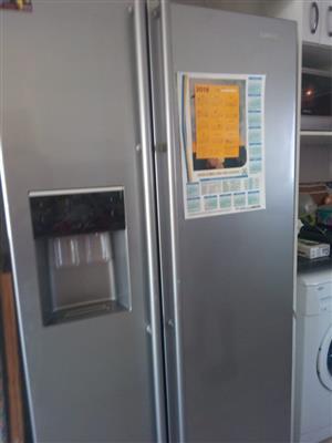 double fridge not working needs compressor
