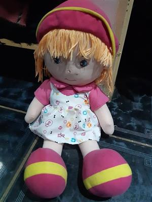 Blonde rag doll for sale