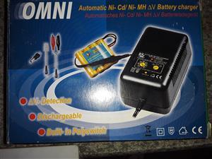 Omni Automatic Ni-Cd/ Ni-MH AV Battery charger