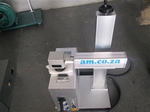 LLM-200F30 LabelMark 30W 200x200mm Optical-Fibre Laser Marking & Labelling Machine Laser
