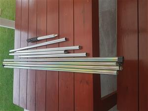 patio poles set