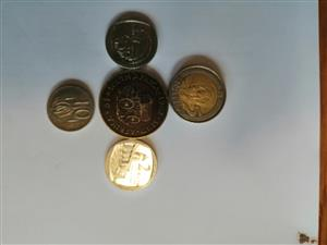 Mandela coin and more