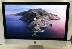 27 inch 5k 2017 Apple imac