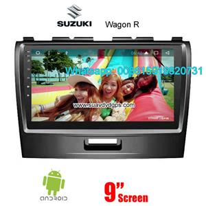 Suzuki Wagon R Car audio radio android GPS navigation camera