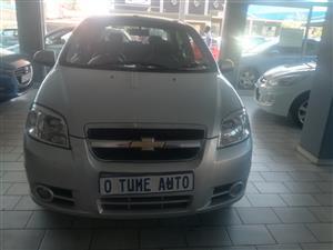2014 Chevrolet Aveo 1.6 LS sedan automatic