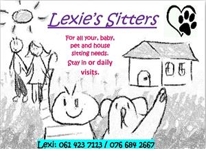 i do pet and house sitting between Krugersdorp and Randparkridge