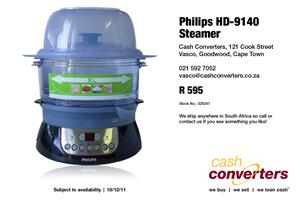 Philips HD-9140 Steamer