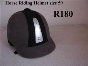 Horse riding helmet for sale