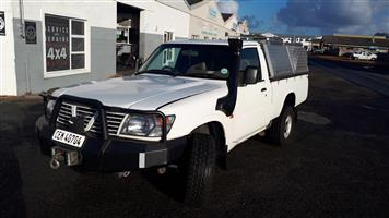 2006 Nissan Patrol 4.2TD pick up Safari