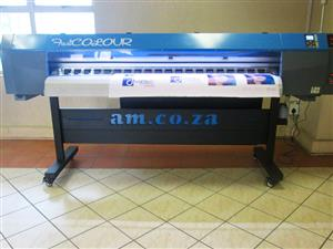 R915/m F-1604/XP600/SUB Large Format Printer Rental: FastCOLOUR Lite 1600mm EPSON XP600