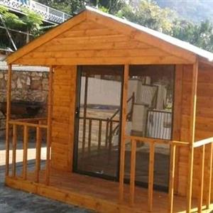 wendyhouse for sale 3mx4m cost R8500