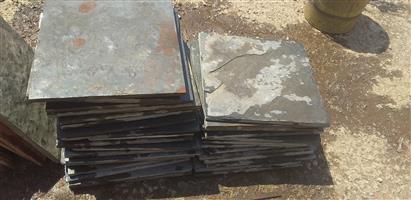 2nd Slates floor tiles cheap!!