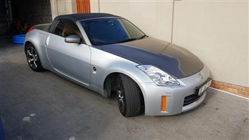 2008 Nissan 350 Z 350Z coupé