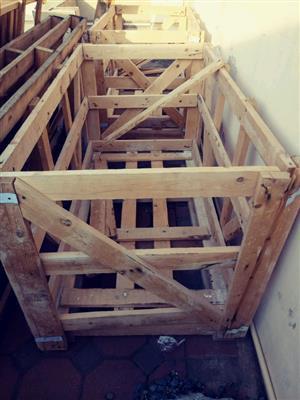 2 crates