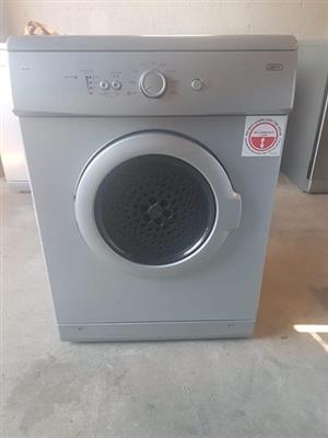 Defy tumble dryer silver R1700