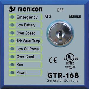 Monicon GTR 168 generator controller O833001177 Gauteng South Africa, Free Door-to-Door delivery.