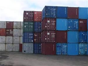Shipping Containers for Sale.